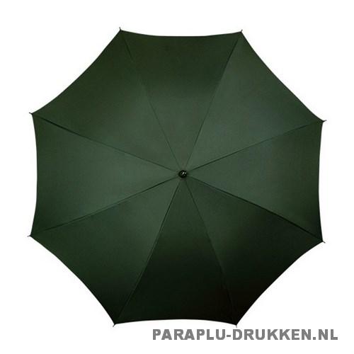 Luxe paraplu bedrukken LA-17 groen top