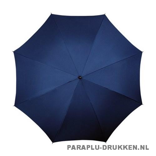 Luxe paraplu bedrukken LA-17 navy top
