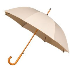Luxe paraplu bedrukken LA-17 offwhite
