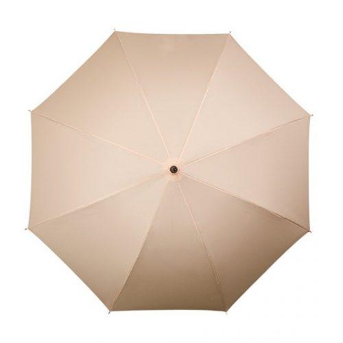 Luxe paraplu bedrukken LA-17 offwhite top