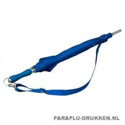 Luxe paraplu bedrukken LR-3 blauw