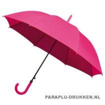 Goedkope paraplu GA-314 bedrukken roze budget