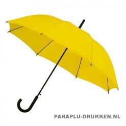 Goedkope paraplu bedrukken GA-311 geel