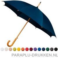 Goedkope paraplu bedrukken LA-15 zwart