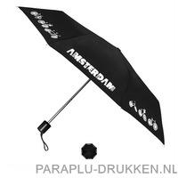 Opvouwbare paraplu Amsterdam LF-103 bedrukken