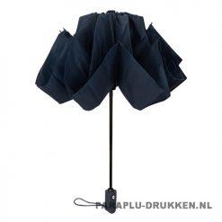 Opvouwbare paraplu insideout LGF-406 bedrukken navy goedkoop