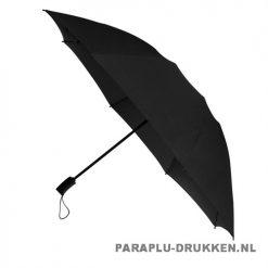 Opvouwbare paraplu insideout LGF-406 bedrukken zwart goedkoop
