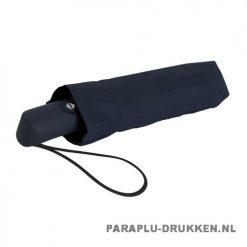 Opvouwbare paraplu insideout LGF-406 bedrukt navy