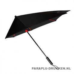 StorMaxi Display Impliva stormparaplu bedrukken speciale editie rood