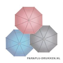 Transparante paraplu assorti LA-27 goedkoop bedrukken