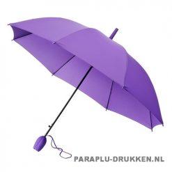 Tulp paraplu TLP-8 bedrukken paars