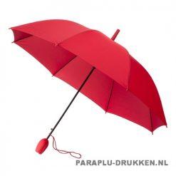 Tulp paraplu TLP-8 bedrukken rood