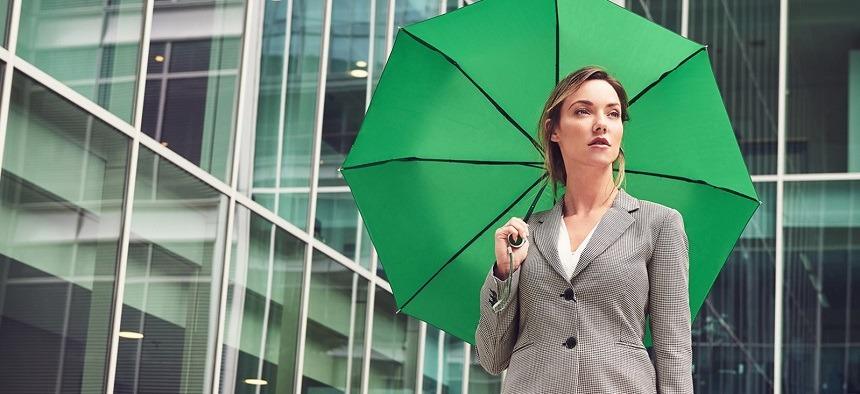 Opvouwbare paraplu goedkoop bedrukken handtasparaplu