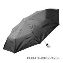 Paraplu goedkoop opvouwbaar l zwart
