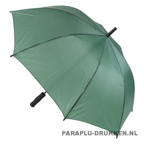 Paraplu goedkoop windproof groen