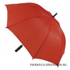 Paraplu goedkoop windproof rood