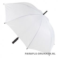Paraplu goedkoop windproof wit