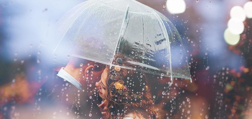 Transparante paraplu goedkoop aanbieding
